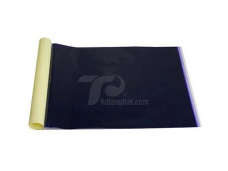 Giấy than Malaysia màu xanh